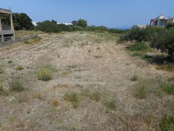 Plot for Sale - Tholos West Rhodes